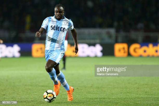 Jordan Lukaku of SS Lazio in action during the Serie A football match between Torino Fc and SS Lazio SS Lazio wins 10 over Torino Fc