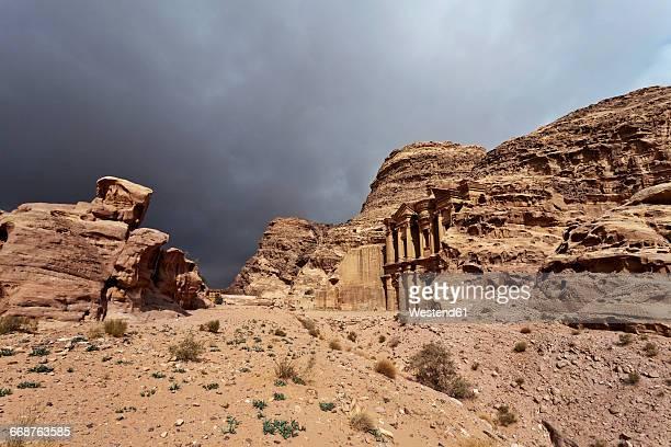 Jordan, Maan Governorate, Petra, El Deir