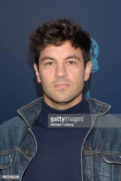 Jordan Masterason attends the 20th Century Fox 2018 LA Screenings Gala at Fox Studio Lot on May 24 2018 in Century City California