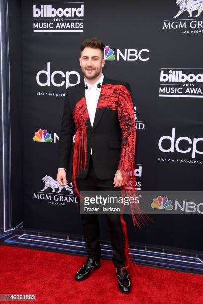 Jordan McGraw attends the 2019 Billboard Music Awards at MGM Grand Garden Arena on May 01 2019 in Las Vegas Nevada