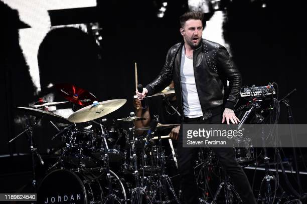 Jordan McGraw performs at Barclays Center on November 23 2019 in New York City