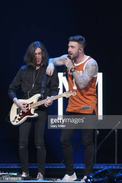 Jordan McGraw performs in concert opening for Jonas Brothers on their Happiness Begins tour at The Frank Erwin Center on December 7 2019 in Austin...