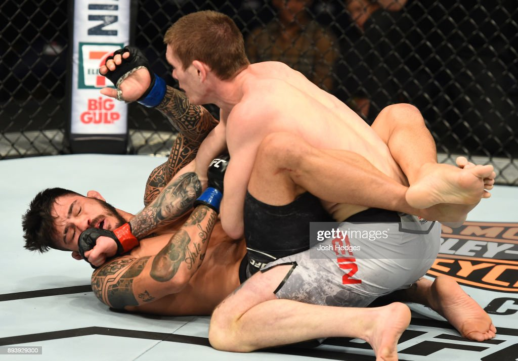 UFC Fight Night: Lawler v Dos Anjos
