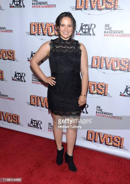 Jordan Melendez attends a Los Angeles VIP industry screening with the filmmakers and cast of DIVOS at TCL Chinese 6 Theatres on May 01 2019 in...