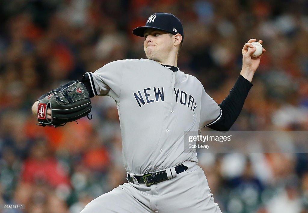 New York Yankees v Houston Astros : News Photo