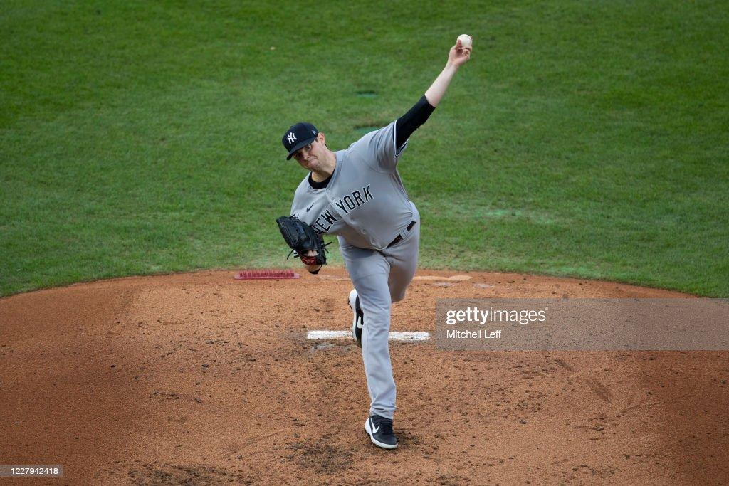 New York Yankees v Philadelphia Phillies : News Photo