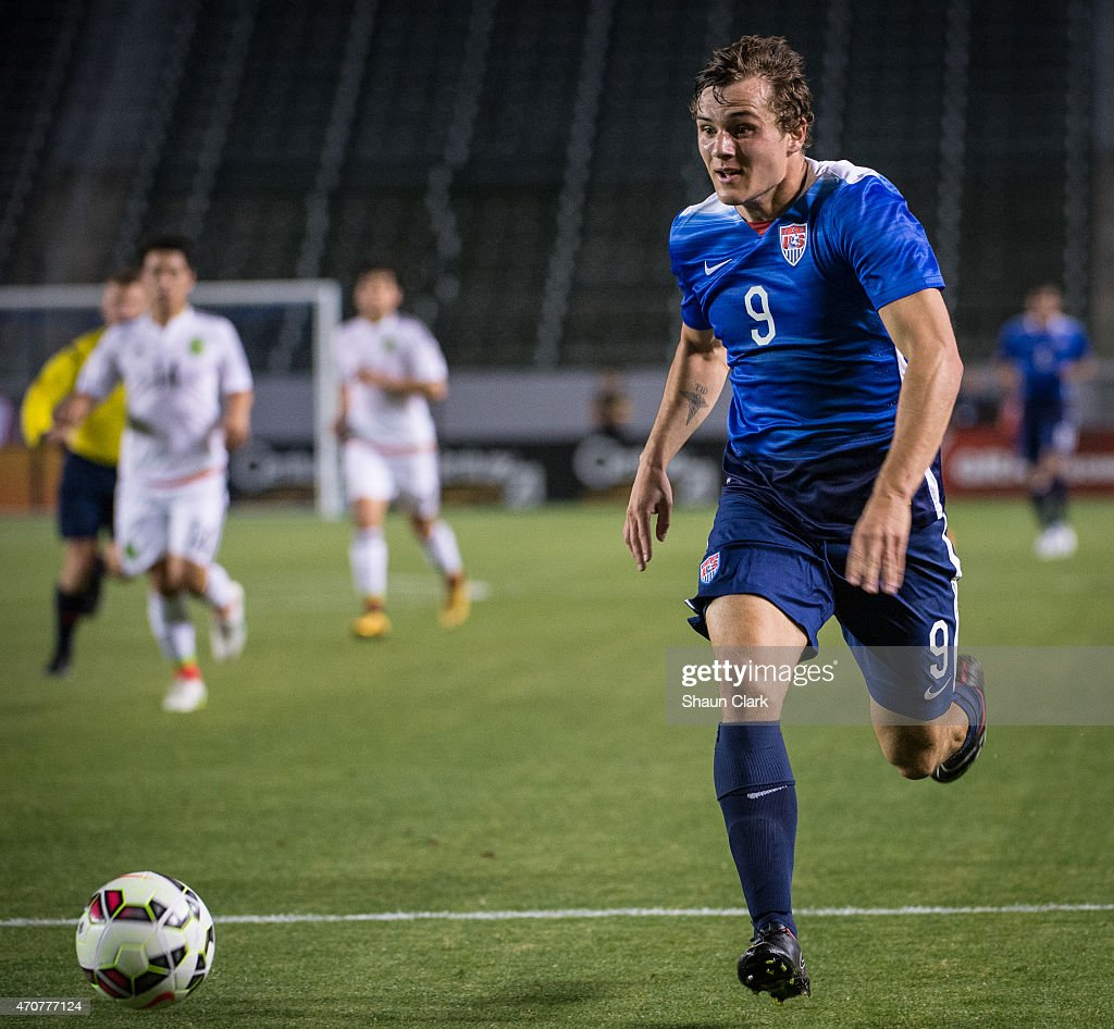 International Soccer Friendly - USMNT U23 v Mexico U23 : News Photo