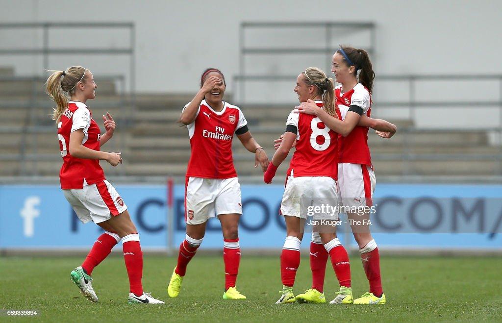 Manchester City Ladies v Arsenal Ladies: WSL 1 : News Photo