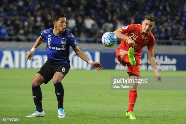 401 Champions League Adelaide V Gamba Osaka Photos And Premium High Res Pictures Getty Images