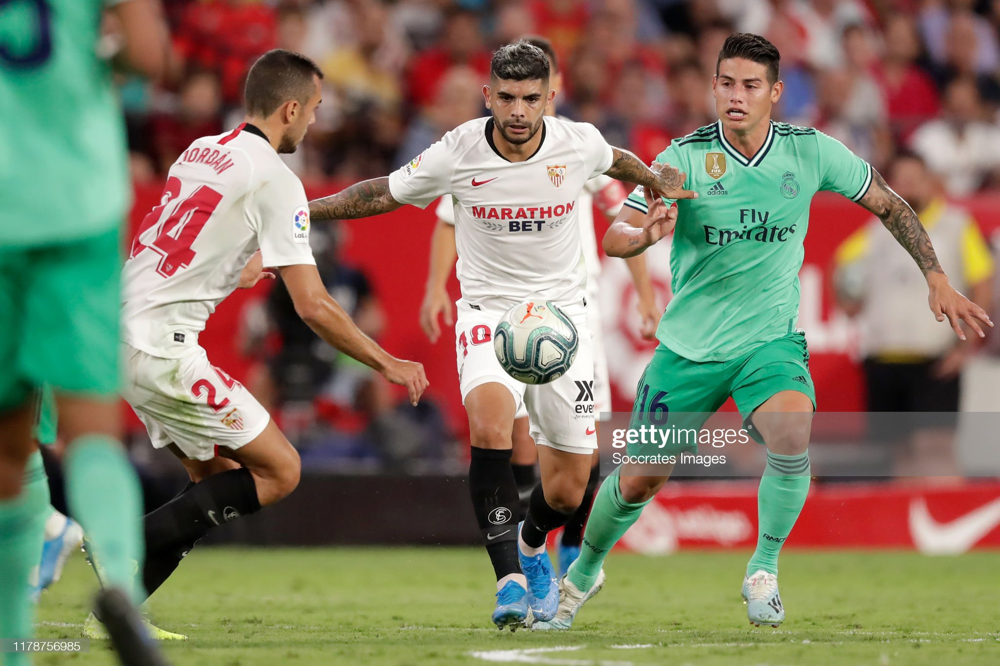 Real Madrid v Sevilla preview, prediction and odds