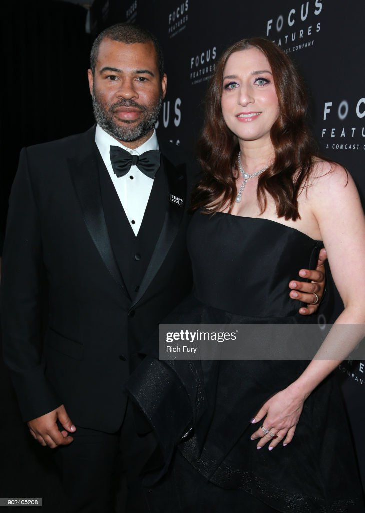 CA: Focus Features Golden Globe Awards After Party - Red Carpet