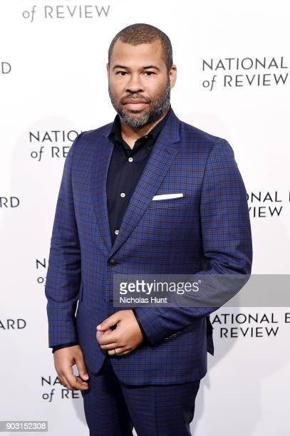 Jordan Peele attends the 2018 National Board Of Review Awards Gala at Cipriani 42nd Street on January 9 2018 in New York City