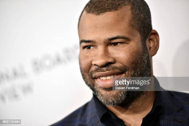 Jordan Peele attends the 2018 The National Board Of Review Annual Awards Gala at Cipriani 42nd Street on January 9 2018 in New York City