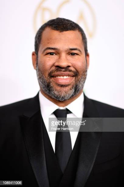 Jordan Peele attends the 30th annual Producers Guild Awards at The Beverly Hilton Hotel on January 19 2019 in Beverly Hills California