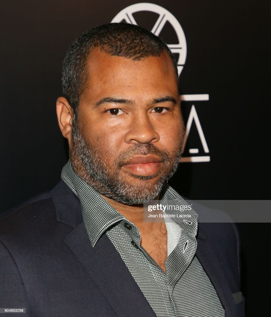 Jordan Peele attends the 43rd Annual Los Angeles Film Critics Association Awards on January 13, 2018 in Hollywood, California.