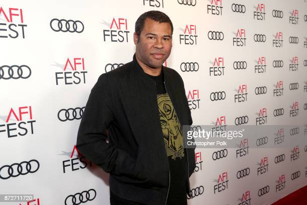 Jordan Peele attends the 'Guess Who's Coming To Dinner Cinema's Legacy Jordan Peele' at AFI FEST 2017 Presented By Audi at TCL Chinese 6 Theatres on...