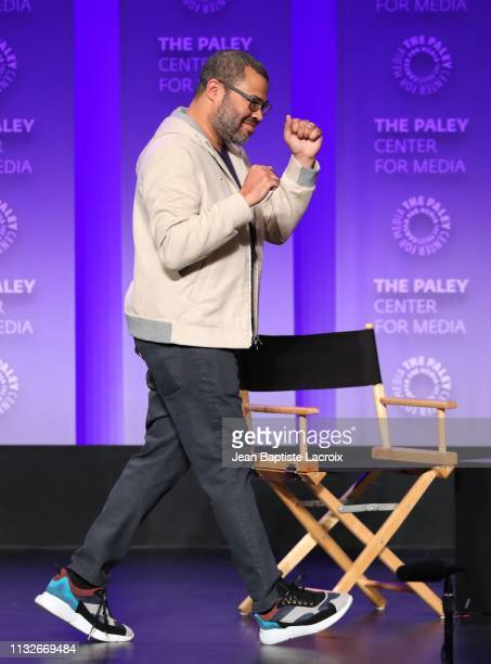 Jordan Peele attends the Paley Center For Media's 2019 PaleyFest LA 'Star Trek Discovery' and 'The Twilight Zone' held at the Dolby Theater on March...