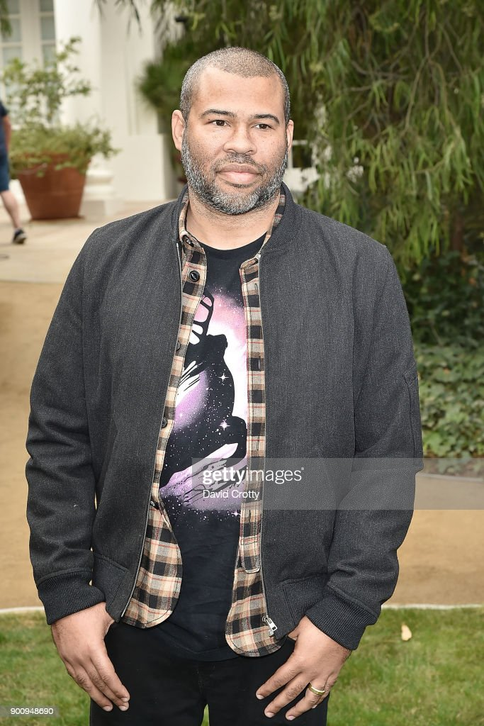 Jordan Peele attends Variety's Creative Impact Awards & '10 Directors To Watch' at the 29th Annual Palm Springs Film Festival on January 3, 2018 in Palm Springs, California.