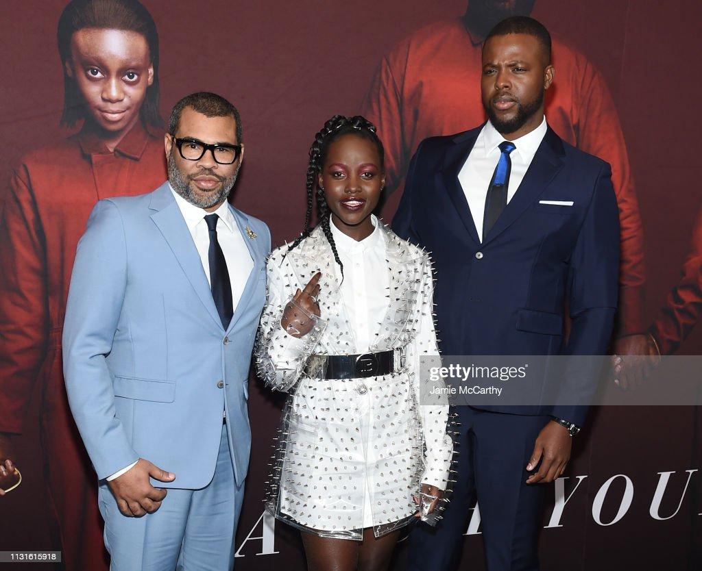 """US"" New York Premiere : News Photo"