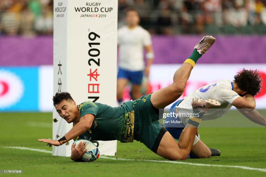 Australia v Uruguay - Rugby World Cup 2019: Group D : News Photo