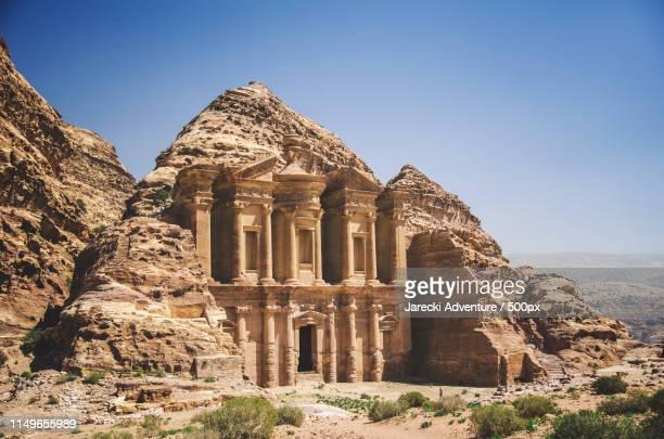 jordan - petra - amman stock pictures, royalty-free photos & images