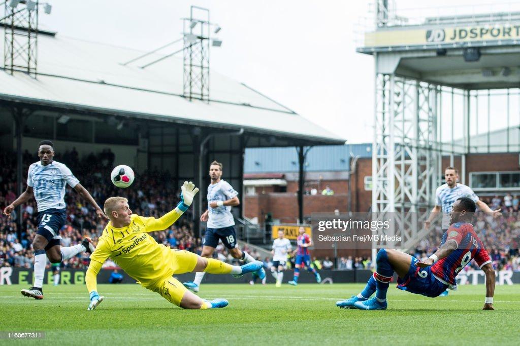 Crystal Palace v Everton FC - Premier League : News Photo