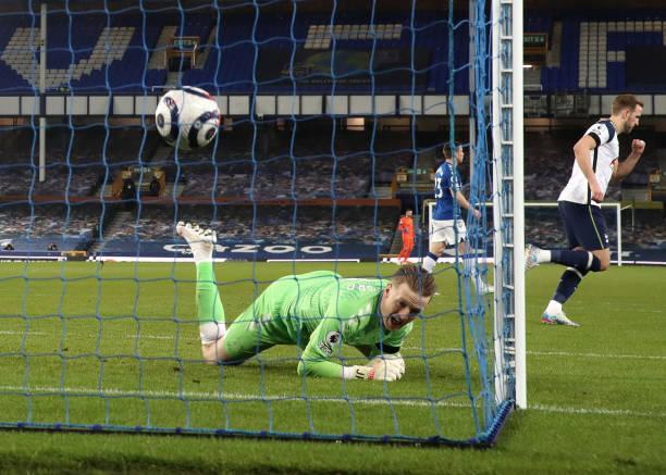 GBR: Everton v Tottenham Hotspur - Premier League