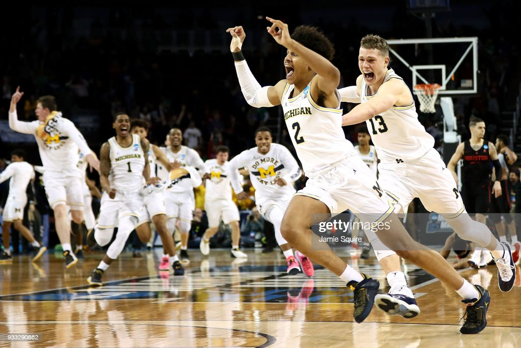 NCAA Basketball Tournament - Second Round - Wichita : News Photo