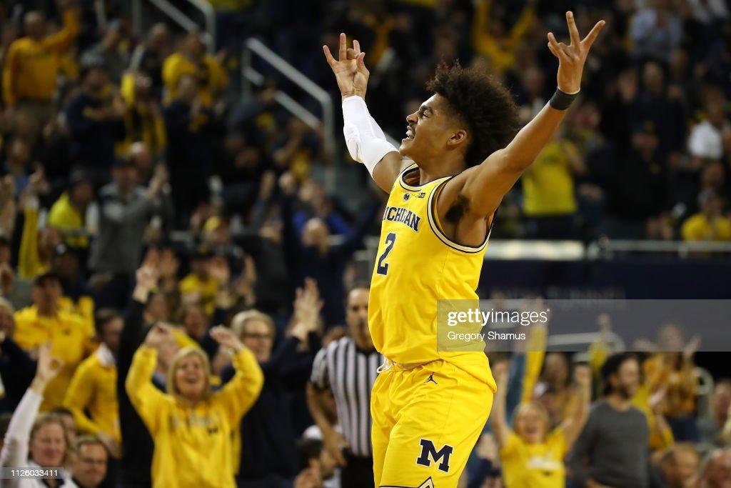 Ohio State v Michigan : Fotografía de noticias