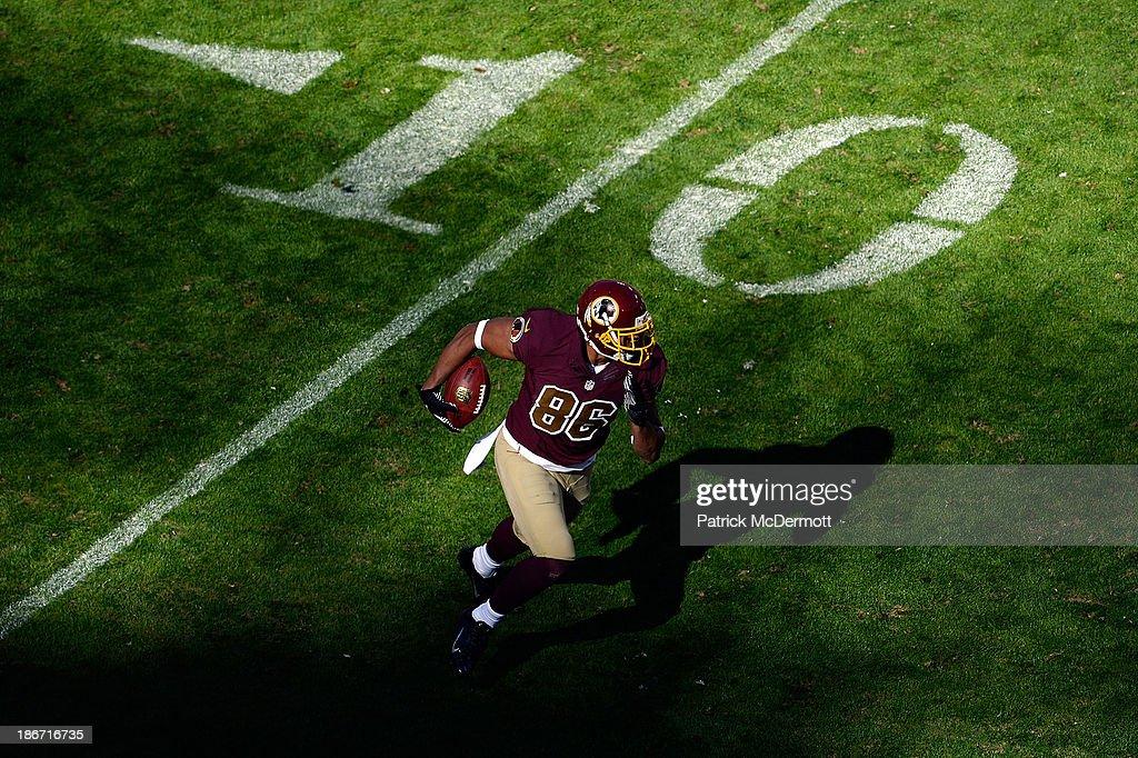 San Diego Chargers v Washington Redskins : News Photo