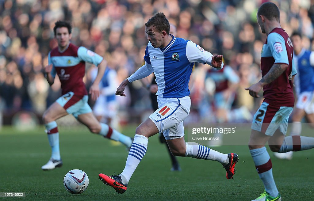 Burnley v Blackburn Rovers - npower Championship : News Photo