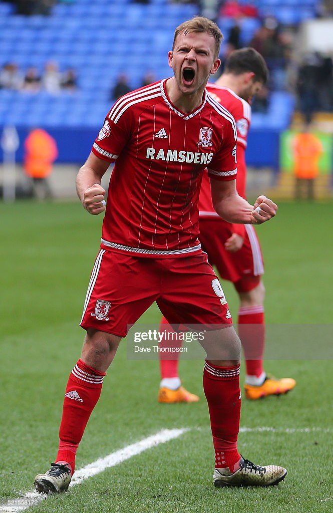 Bolton Wanderers v Middlesbrough - Sky Bet Championship