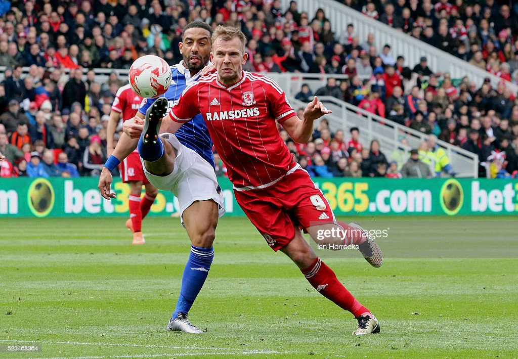 Middlesbrough v Ipswich Town - Sky Bet Championship : News Photo