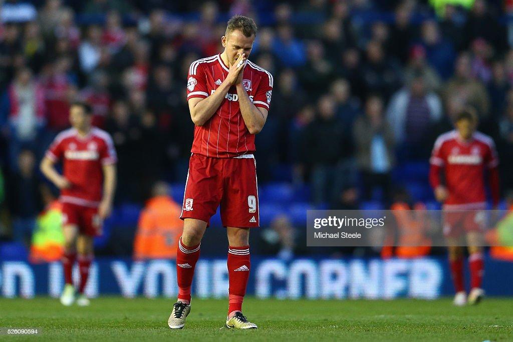 Birmingham City v Middlesbrough - Sky Bet Championship : News Photo