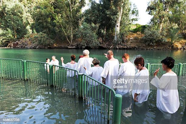 jordan river baptismal site - historical palestine stock pictures, royalty-free photos & images