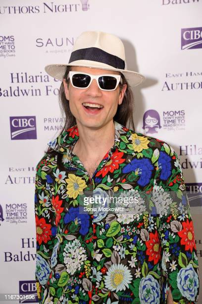 Jordan Roth at the East Hampton Library's 15th Annual Authors Night Benefit, on August 10 2019 in Amagansett, New York.