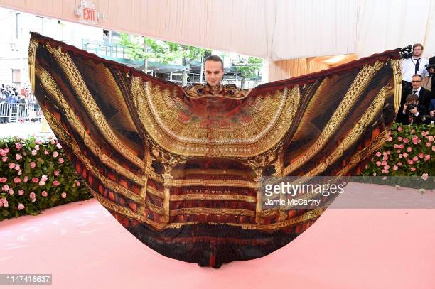 Jordan Roth attends The 2019 Met Gala Celebrating Camp Notes on Fashion at Metropolitan Museum of Art on May 06 2019 in New York City
