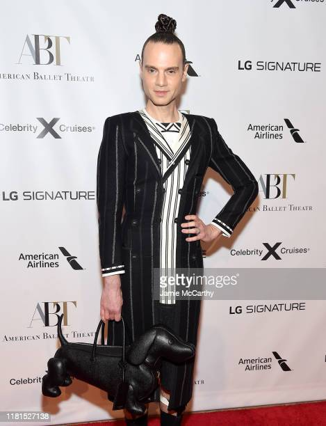 Jordan Roth attends the American Ballet Theatre 2019 Fall Gala at David H Koch Theater at Lincoln Center on October 16 2019 in New York City