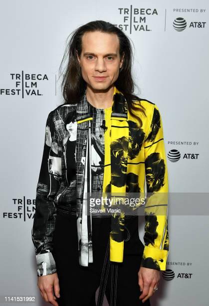 Jordan Roth attends Tribeca Celebrates Pride Day at 2019 Tribeca Film Festival at Spring Studio on May 4 2019 in New York City