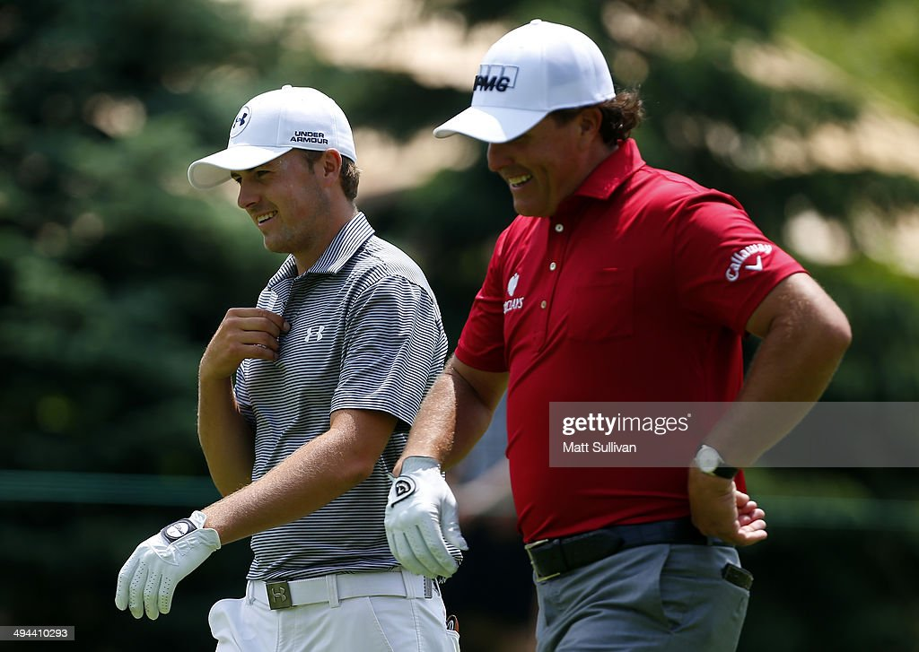 The Memorial Tournament presented by Nationwide Insurance - Round One : News Photo
