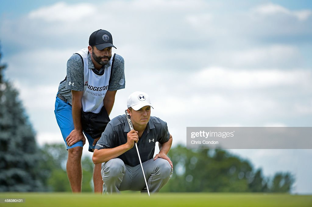 World Golf Championships-Bridgestone Invitational - Round Three : News Photo