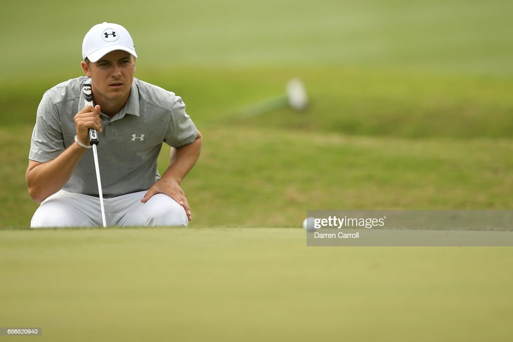 World Golf Championships-Dell Match Play - Round One : News Photo