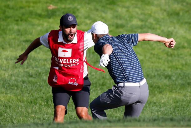 GOLF: JUN 25 PGA - Travelers Championship - Final Round