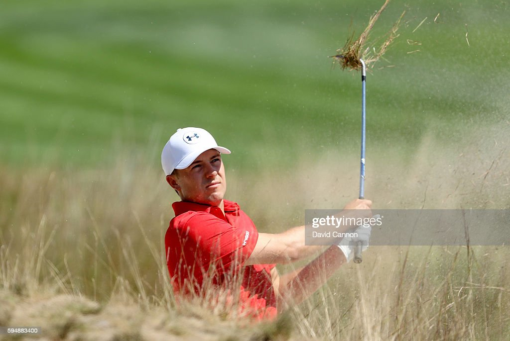 The Barclays - Previews Day 3 : News Photo
