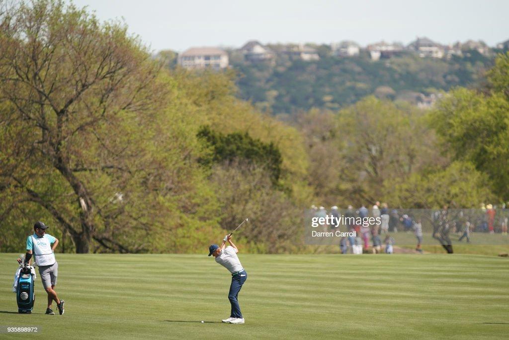 World Golf Championships-Dell Match Play - Round One : ニュース写真