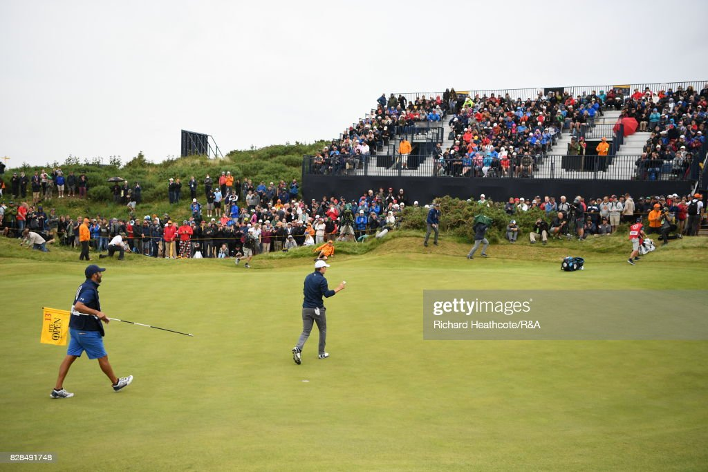 146th Open Championship - Day Four : News Photo