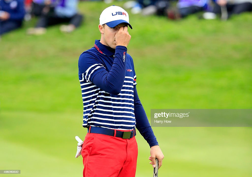 Singles Matches - 2014 Ryder Cup : News Photo