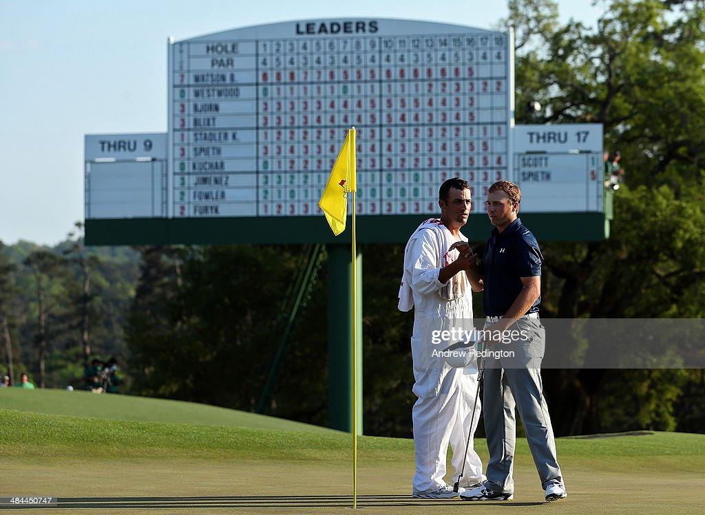The Masters - Round Three : ニュース写真