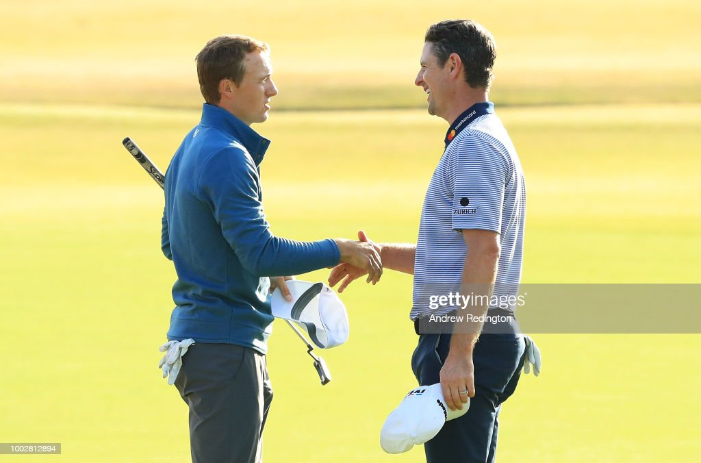 147th Open Championship - Round Two : News Photo