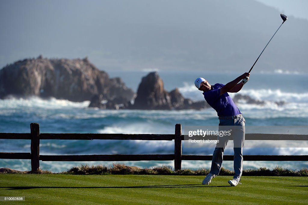 AT&T Pebble Beach National Pro-Am - Round Three : ニュース写真